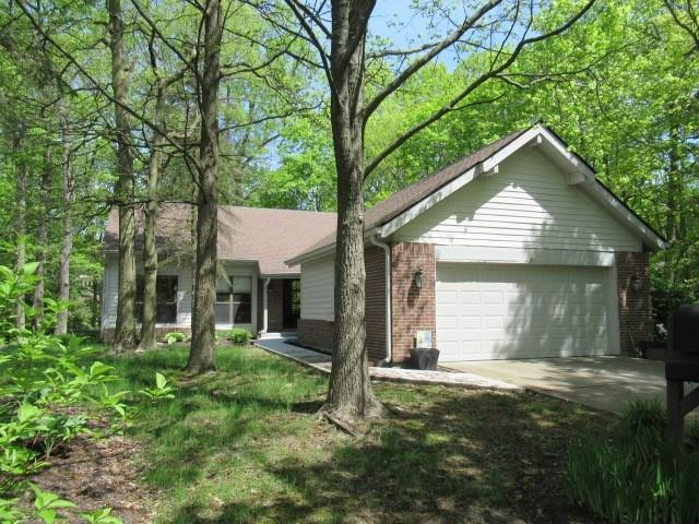 5243 Fawn Hill Terrace #91, Indianapolis, IN 46226 (MLS #21644464) :: The Indy Property Source