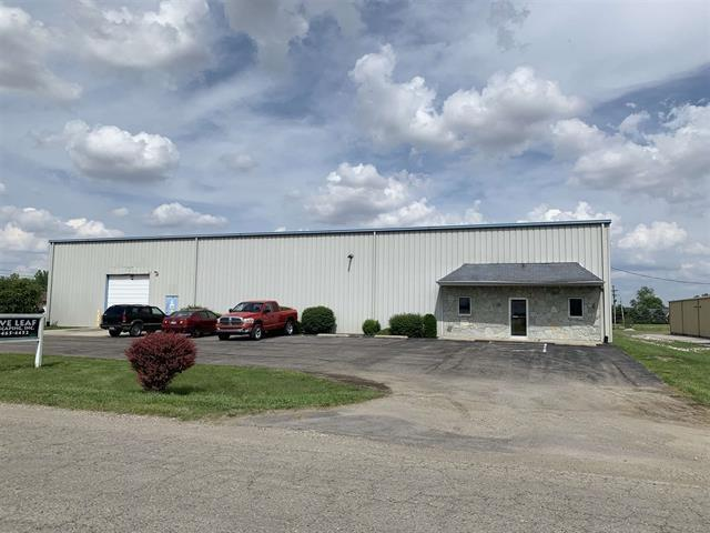 1700 Troy Avenue, New Castle, IN 47362 (MLS #21645810) :: HergGroup Indianapolis