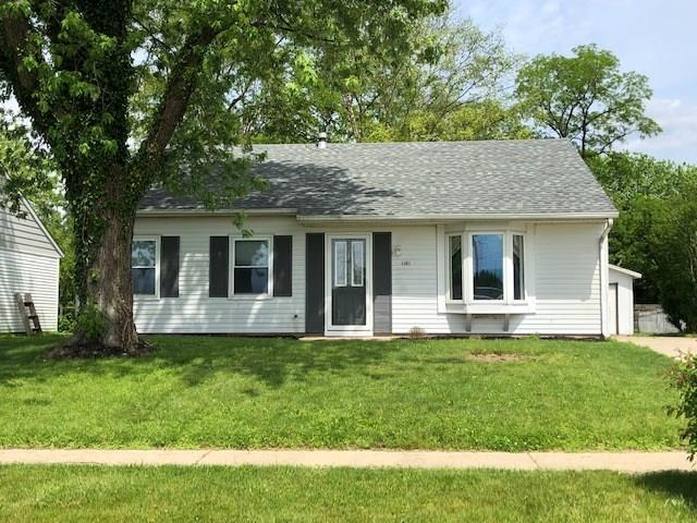 1101 Kensington Drive, Lafayette, IN 47905 (MLS #21645944) :: Mike Price Realty Team - RE/MAX Centerstone