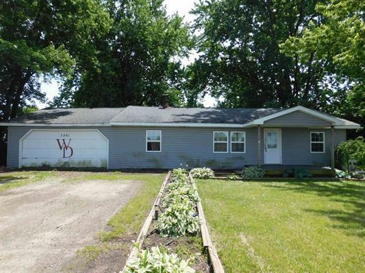 7201 W County Road 850 N, Gaston, IN 47342 (MLS #21646689) :: The ORR Home Selling Team