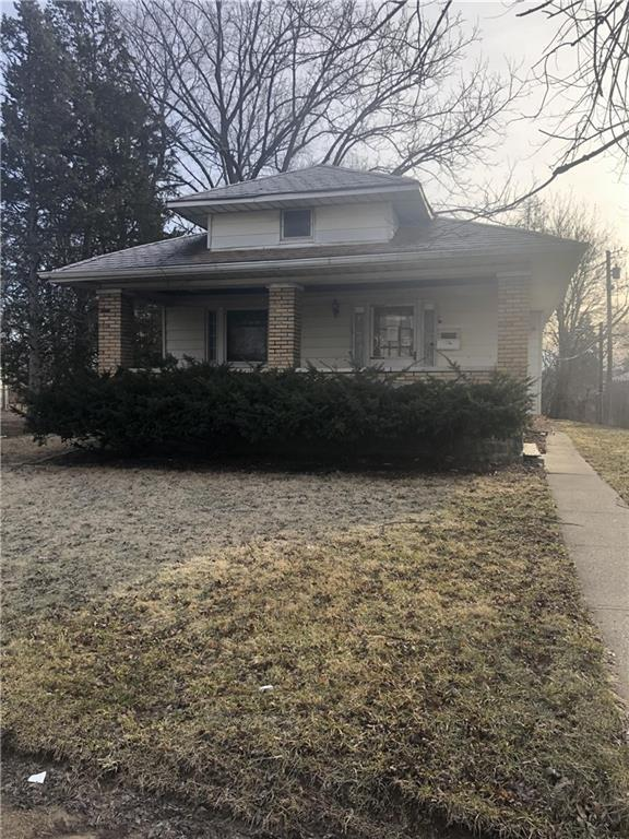 2155 N Bosart Avenue, Indianapolis, IN 46218 (MLS #21646738) :: HergGroup Indianapolis