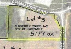 Lot 3 Lammers Pike, Batesville, IN 47006 (MLS #21646954) :: HergGroup Indianapolis
