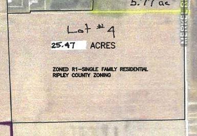 Lot 4 Merkel Road, Batesville, IN 47006 (MLS #21646958) :: Richwine Elite Group