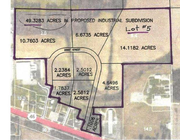 Lot 5 Sr 46, Batesville, IN 47006 (MLS #21646966) :: HergGroup Indianapolis