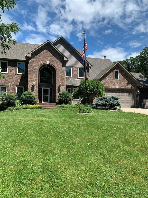 7309 N Baltimore Road, Monrovia, IN 46157 (MLS #21650019) :: Mike Price Realty Team - RE/MAX Centerstone
