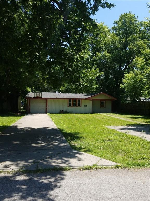 1707 N Dequincy Street, Indianapolis, IN 46218 (MLS #21650850) :: HergGroup Indianapolis