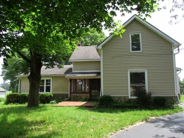 1057 S 600 E, Greenfield, IN 46140 (MLS #21650901) :: HergGroup Indianapolis