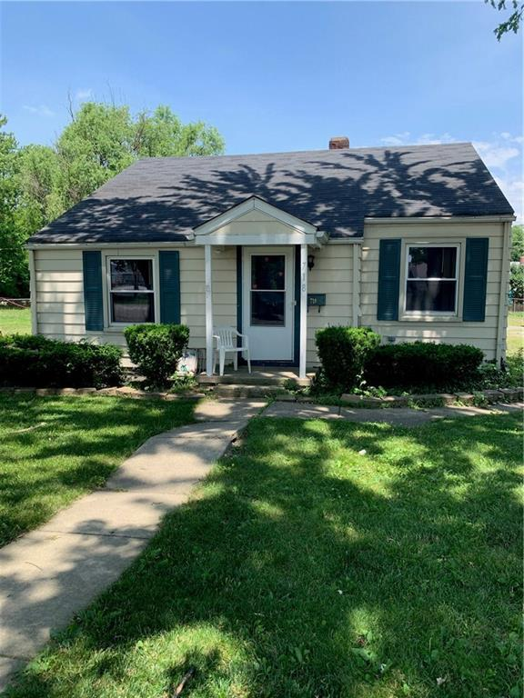 718 W Main Street, Chesterfield, IN 46017 (MLS #21651831) :: The ORR Home Selling Team