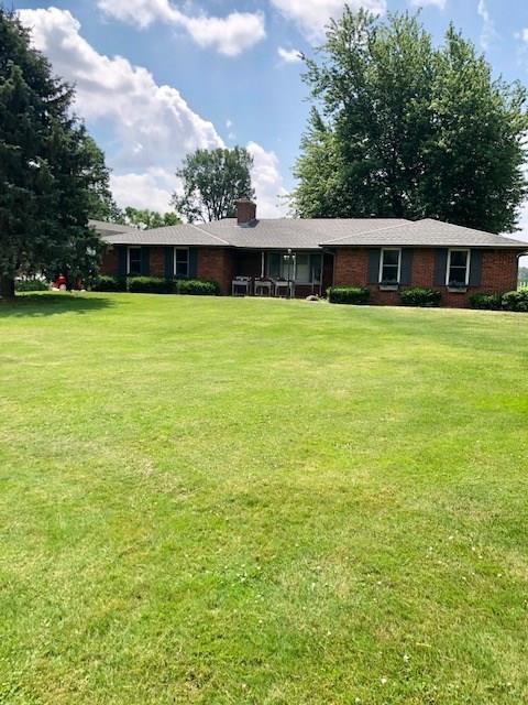 1969 W 950 S, Pendleton, IN 46064 (MLS #21652347) :: The Star Team   RE/MAX Realty Group