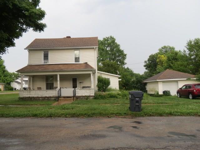 200 S Meridian Street, Eaton, IN 47338 (MLS #21653128) :: The ORR Home Selling Team