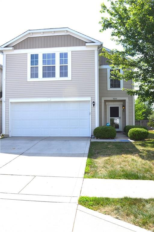 3602 Cork Bend Drive, Indianapolis, IN 46239 (MLS #21653355) :: The Indy Property Source
