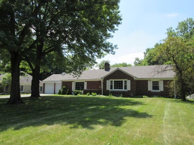 5690 N Illinois Street, Indianapolis, IN 46208 (MLS #21653452) :: The Indy Property Source
