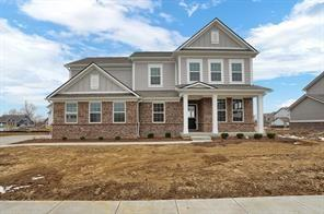 6945 Collisi Place, Brownsburg, IN 46112 (MLS #21653577) :: Mike Price Realty Team - RE/MAX Centerstone