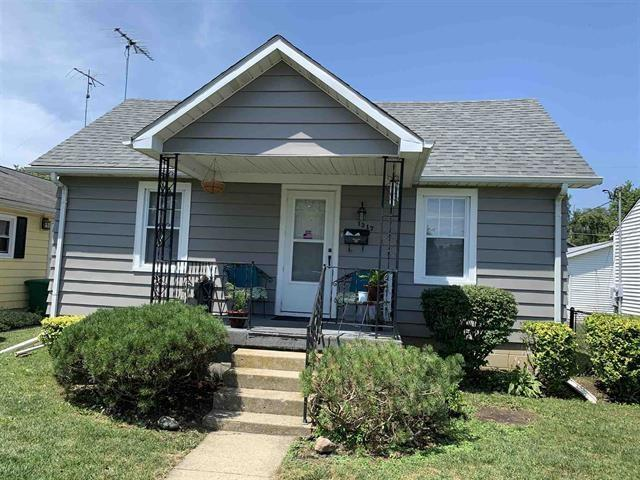 1217 S 22nd Street, New Castle, IN 47362 (MLS #21654543) :: The Star Team | RE/MAX Realty Group