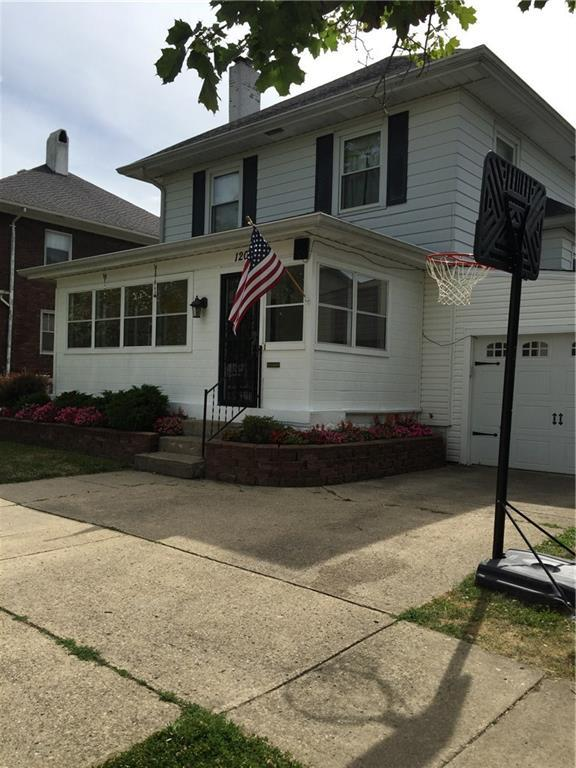 120 S Market Street, Thorntown, IN 46071 (MLS #21654647) :: The Indy Property Source