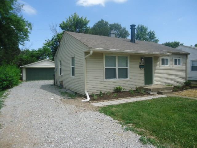 1878 Bauer Road, Indianapolis, IN 46218 (MLS #21654709) :: Richwine Elite Group