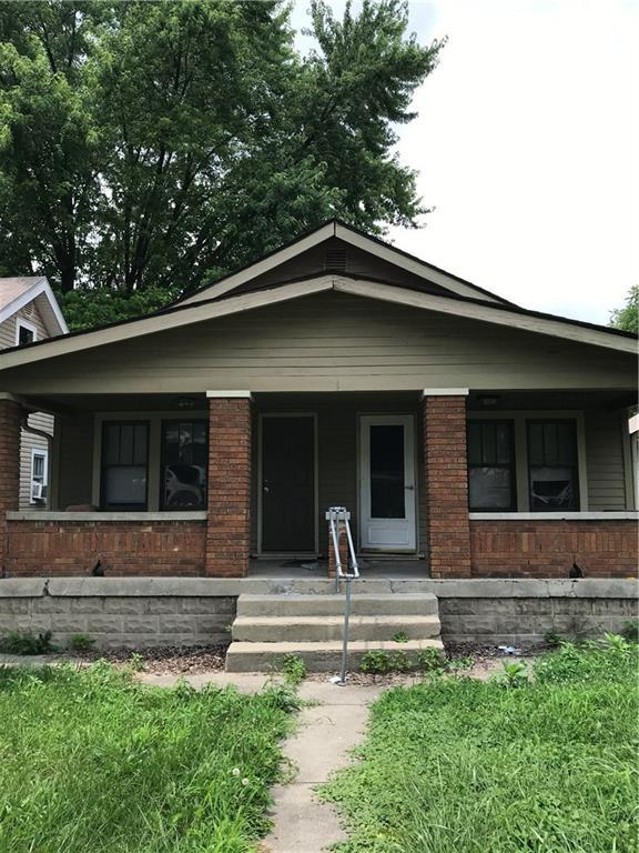 622 N Emerson Avenue, Indianapolis, IN 46219 (MLS #21655546) :: Richwine Elite Group