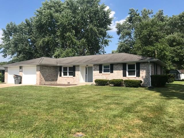 713 Linden Drive, Seymour, IN 47274 (MLS #21655708) :: AR/haus Group Realty