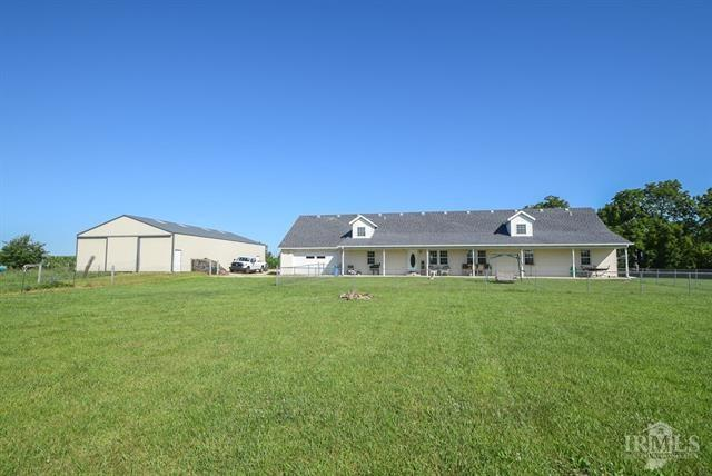 18098 N County Road 700 W, Gaston, IN 47342 (MLS #21660004) :: The ORR Home Selling Team