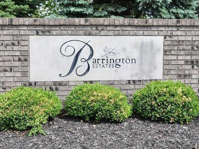 13578 Browning Drive, Fishers, IN 46037 (MLS #21660057) :: Richwine Elite Group