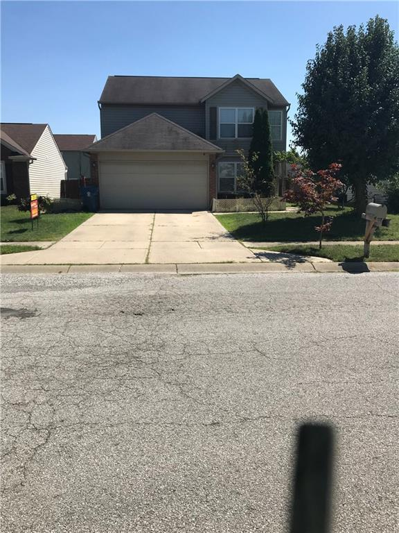 943 Barnwell Way, Indianapolis, IN 46217 (MLS #21661171) :: Mike Price Realty Team - RE/MAX Centerstone