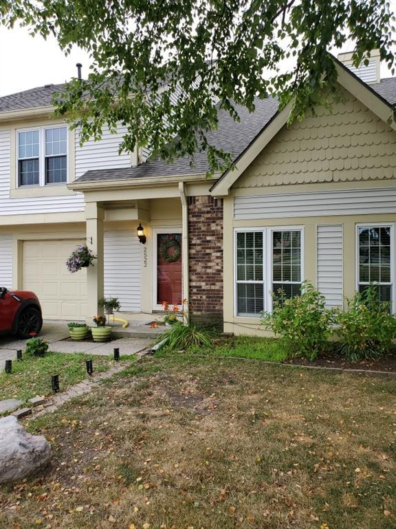 2522 Chaseway Court, Indianapolis, IN 46268 (MLS #21661344) :: The Indy Property Source