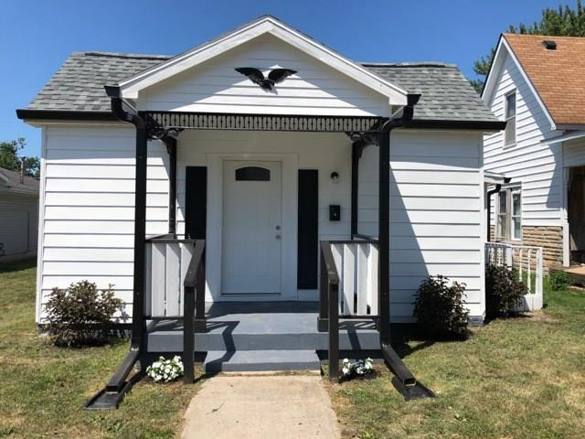 207 W 2nd Street, Sheridan, IN 46069 (MLS #21661471) :: Mike Price Realty Team - RE/MAX Centerstone