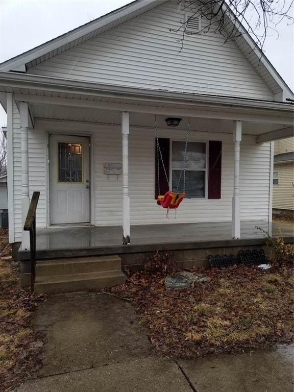 608 Binford Street, Crawfordsville, IN 47933 (MLS #21666178) :: HergGroup Indianapolis
