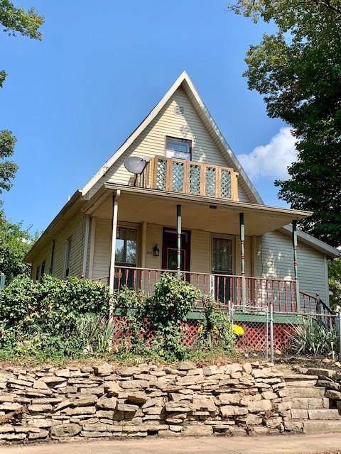 304 E Washington Street, Saint Paul, IN 47272 (MLS #21667471) :: The Indy Property Source