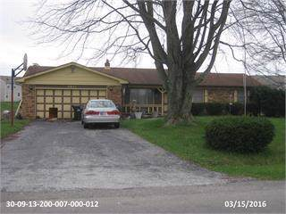 6847 W 200 S, New Palestine, IN 46163 (MLS #21667612) :: The Indy Property Source