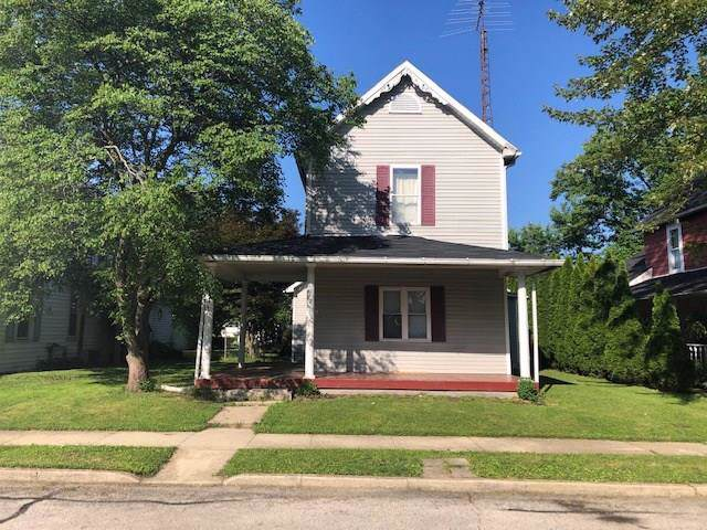 2418 S Market Street, Yorktown, IN 47396 (MLS #21667649) :: The ORR Home Selling Team