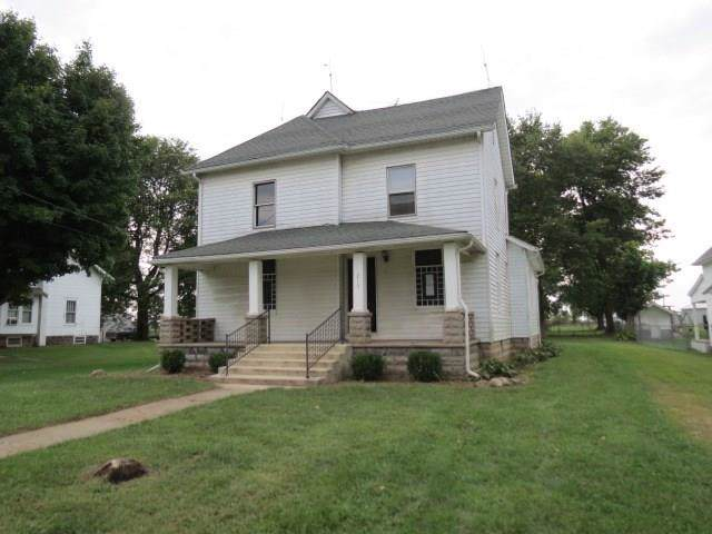 215 S Broad Street, Mooreland, IN 47360 (MLS #21667792) :: Mike Price Realty Team - RE/MAX Centerstone