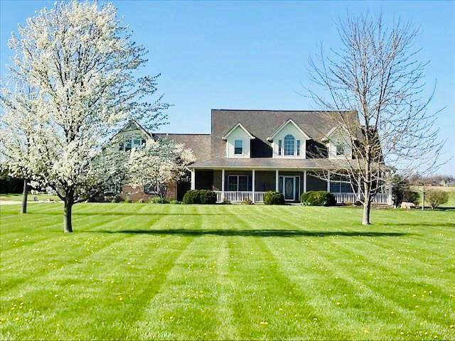 2526 W 900 N, Fortville, IN 46040 (MLS #21668093) :: Mike Price Realty Team - RE/MAX Centerstone