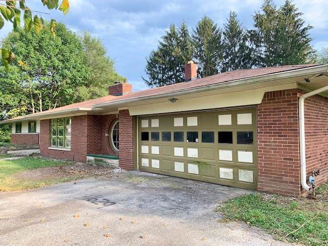 1625 Kenruth Drive, Indianapolis, IN 46260 (MLS #21668263) :: AR/haus Group Realty