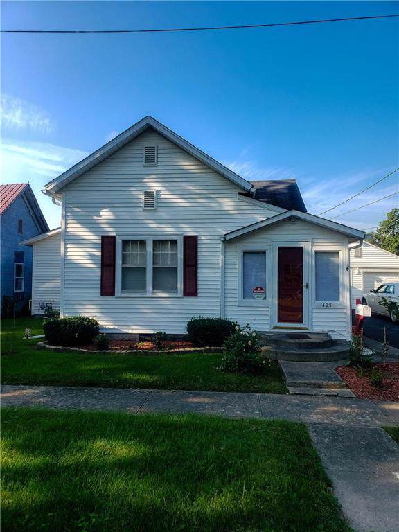 405 E Center Drive, Dunkirk, IN 47336 (MLS #21668298) :: HergGroup Indianapolis