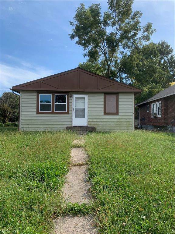 1301 Congress Avenue, Indianapolis, IN 46208 (MLS #21668442) :: The Indy Property Source