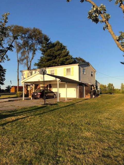 154 S 600 W, Anderson, IN 46011 (MLS #21668525) :: The Evelo Team