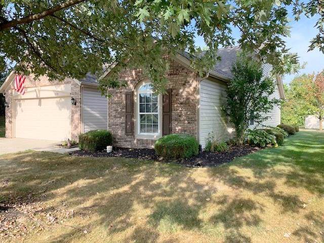 1254 Orphant Annie Drive, Greenfield, IN 46140 (MLS #21668669) :: HergGroup Indianapolis