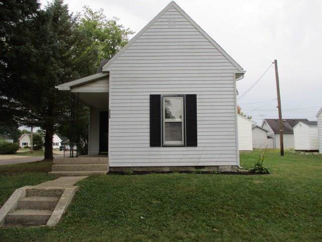 712 S Wayne, Alexandria, IN 46001 (MLS #21672058) :: The ORR Home Selling Team