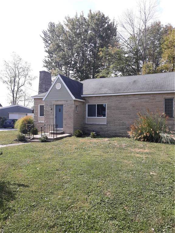 312 E Josephine Street, Milan, IN 47031 (MLS #21672565) :: Mike Price Realty Team - RE/MAX Centerstone