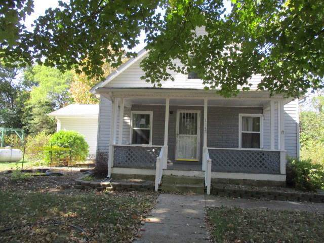 125 N Mill Street, Greensboro, IN 47344 (MLS #21673282) :: The Evelo Team