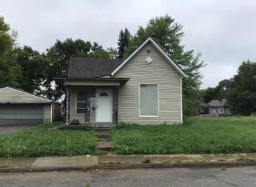 1305 W 26th Street, Indianapolis, IN 46208 (MLS #21673517) :: The Indy Property Source