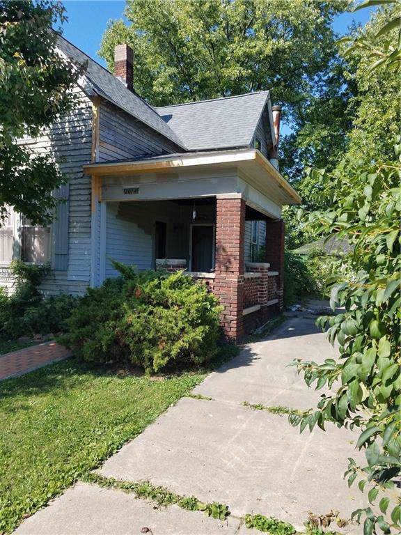 2014 Stillwell Street, Lafayette, IN 47904 (MLS #21673993) :: Mike Price Realty Team - RE/MAX Centerstone