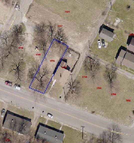 1770 Roosevelt Avenue, Indianapolis, IN 46218 (MLS #21674029) :: Your Journey Team