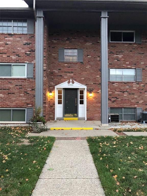5026 Allisonville Road, Indianapolis, IN 46205 (MLS #21674858) :: FC Tucker Company