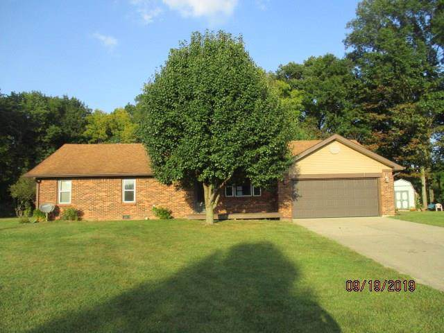155 Justin Drive, Mooresville, IN 46158 (MLS #21674879) :: Heard Real Estate Team   eXp Realty, LLC