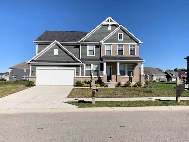 2398 Mossy Creek, Avon, IN 46123 (MLS #21674957) :: The Indy Property Source