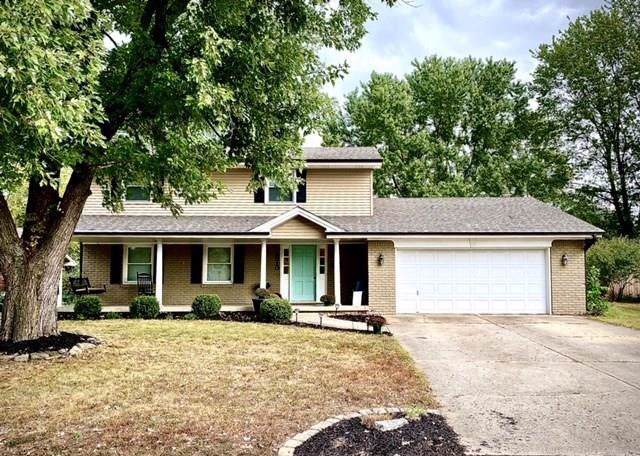 3810 31st Street, Columbus, IN 47203 (MLS #21674959) :: Richwine Elite Group