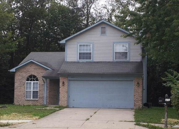 3821 Cologne Court, Indianapolis, IN 46228 (MLS #21675009) :: The Evelo Team