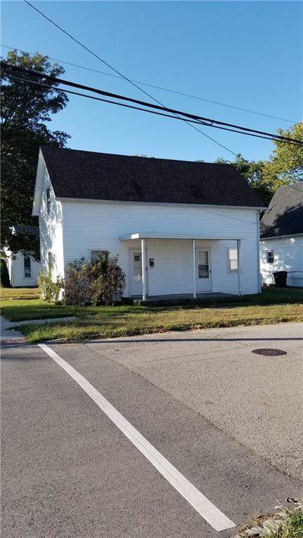 401 W North Street, Greensburg, IN 47240 (MLS #21675219) :: Mike Price Realty Team - RE/MAX Centerstone